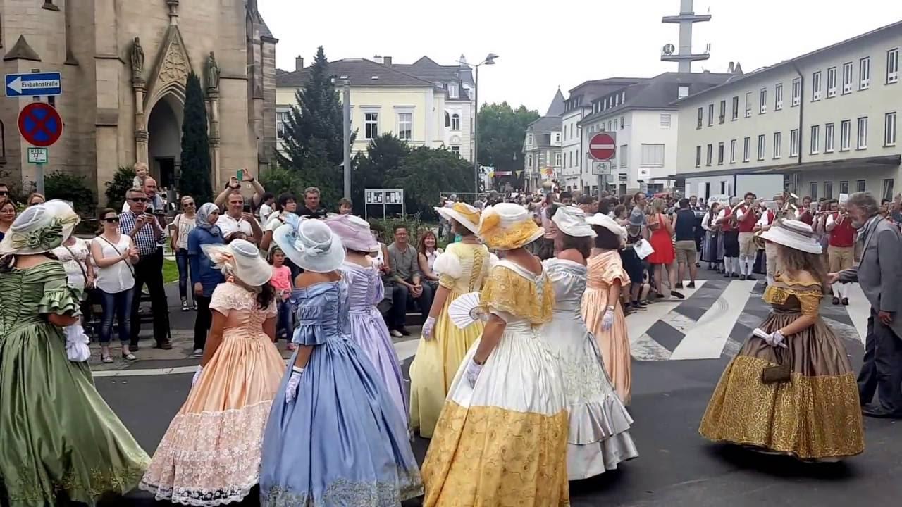 Bad KiГџingen Rakoczy Fest