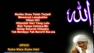 Download lagu Opick   Buka Mata Buka Hati   Lirik Lagu