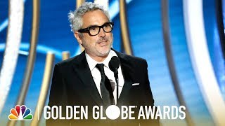 """Roma"" Wins Best Foreign Language Film - 2019 Golden Globes (Highlight)"