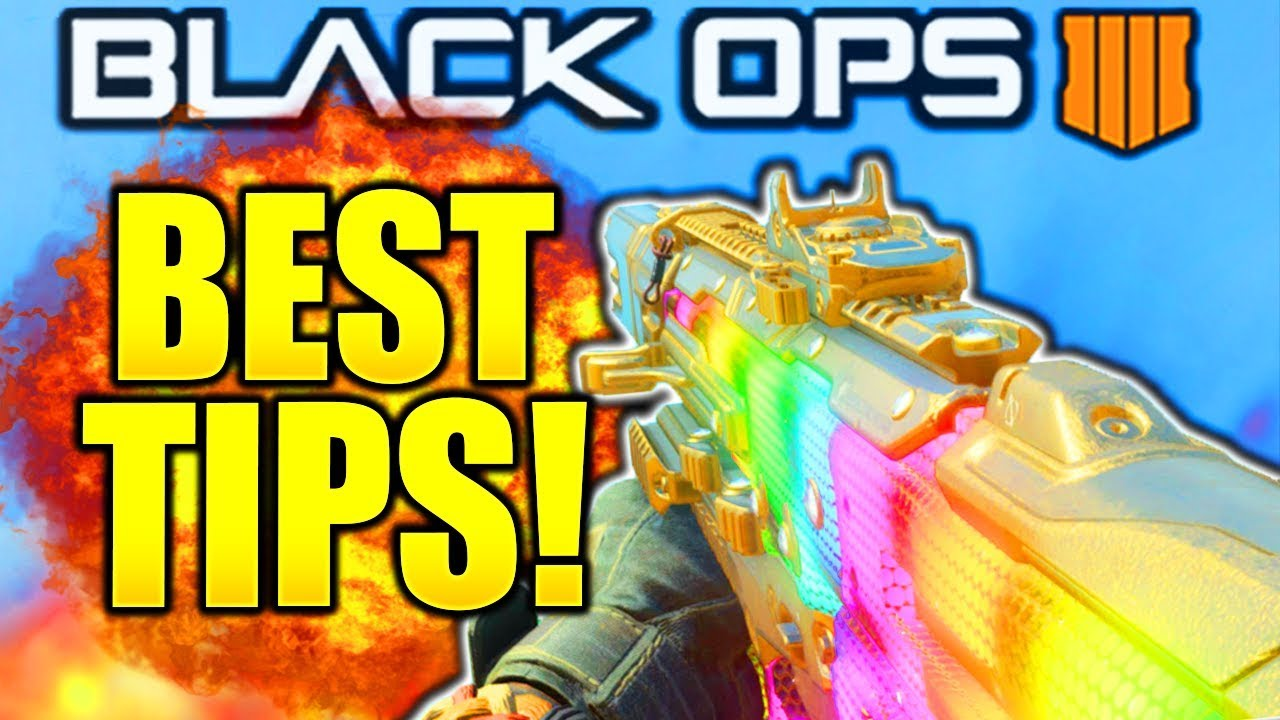 HOW TO BE A GOD AT BLACK OPS 4 EASY! BEST TIPS HOW TO GET BETTER AT BO4  MULTIPLAYER TIPS AND TRICKS!