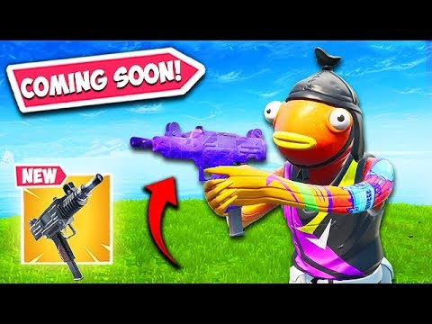 *COMING SOON* UZI GUN IS ON THE WAY!!  – Fortnite Funny Fails and WTF Moments! #637