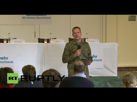 LIVE - German volunteers prepare to fight Ebola in West Africa (Press Conference)