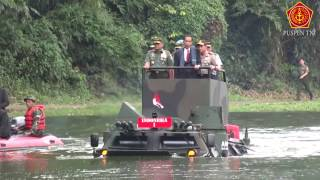 Kunjungan Presiden RI Joko Widodo ke Mabes TNI