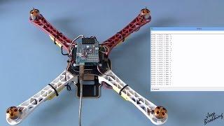 YMFC-AL - Construire votre propre auto-nivellement Arduino quadcopter avec schéma et le code