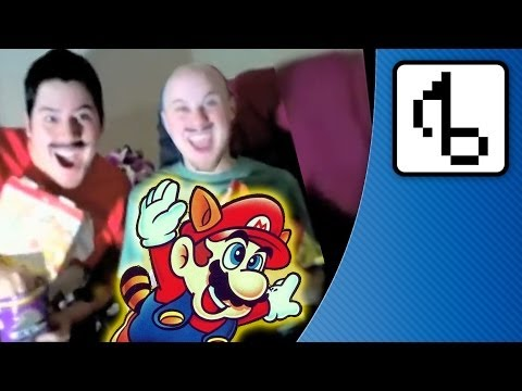 Super Mario Bros. 3 WITH LYRICS - brentalfloss