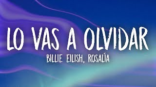 Download Billie Eilish, ROSALÍA - Lo Vas A Olvidar (Lyrics/Letra)