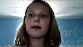 ellens number one fan thats 12 years old (song included)