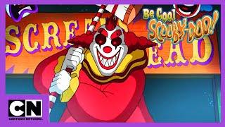 Bleib cool, Scooby-Doo! | Vorsicht, böser Clown | Boomerang
