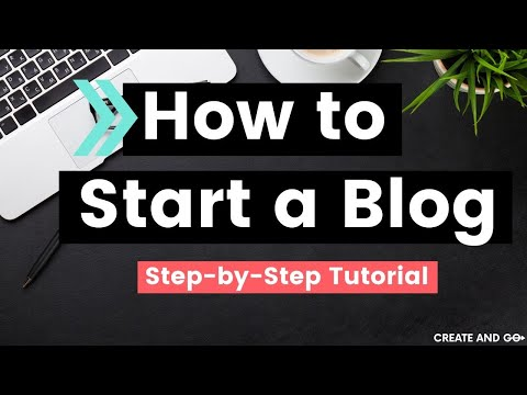 How To Start a Blog on Wordpress   Step by Step for Beginners   2017