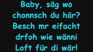 Subzonic - Baby (Mit Lyrics)