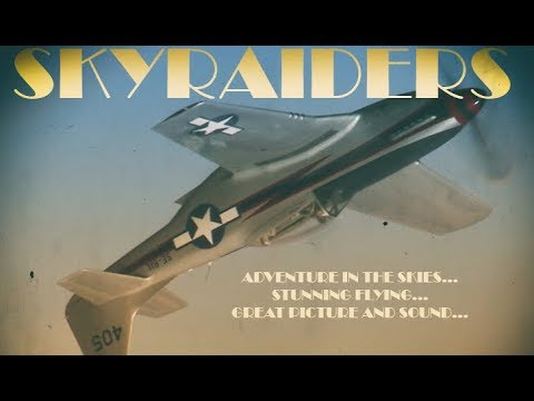 Skyraiders - Spitfire and Mustang