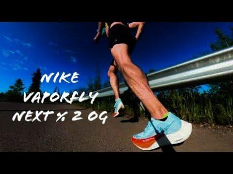 Nike Vaporfly Next %2 OG   First Run