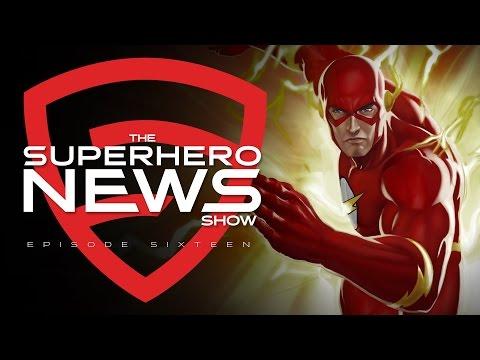 Superhero News #16: Barry Allen in the DCEU!