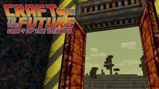 Minecraft | Craft to the Future | #1 INTO THE BUNKER