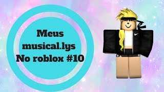 Meus musical.lys no roblox #10