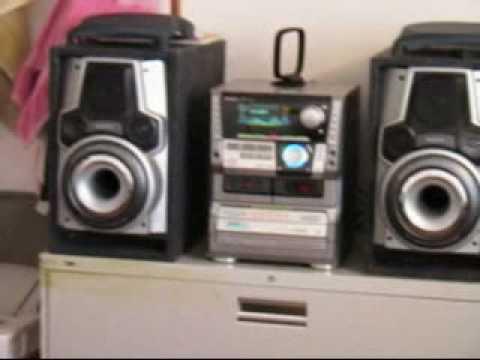 Aiwa CXND9 Stereo 500w p1