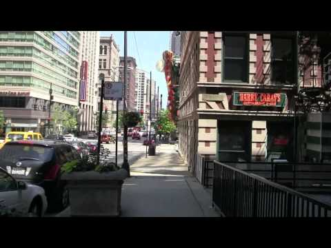 Hotel Sax Chicago - Harry Caray's - Location is Everything
