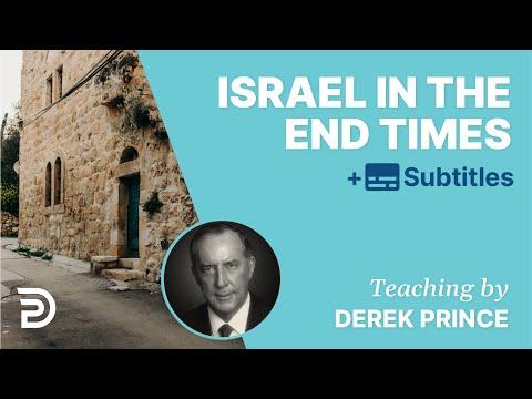 Israel Zal Een Centrale Rol Spelen In De Eindtijd