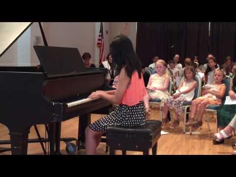 FELITSA  Yanni  Ariannas Recital Piece 2016