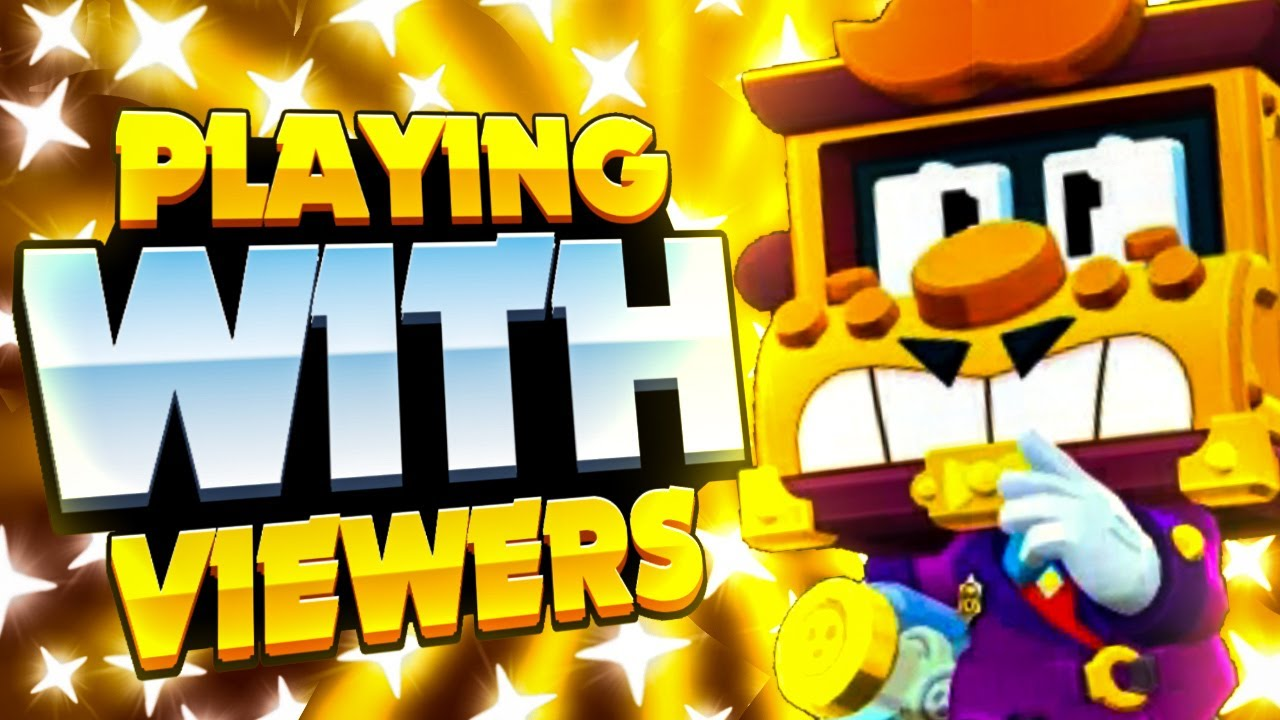 || BRAWL STARS LIVE STREAM || PLAYING WITH SUBSCRIBERS ||FRIENDLY at 50 LIKES|| #chitchatwithturnip
