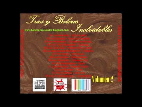 Trios y Boleros Inolvidables cd2
