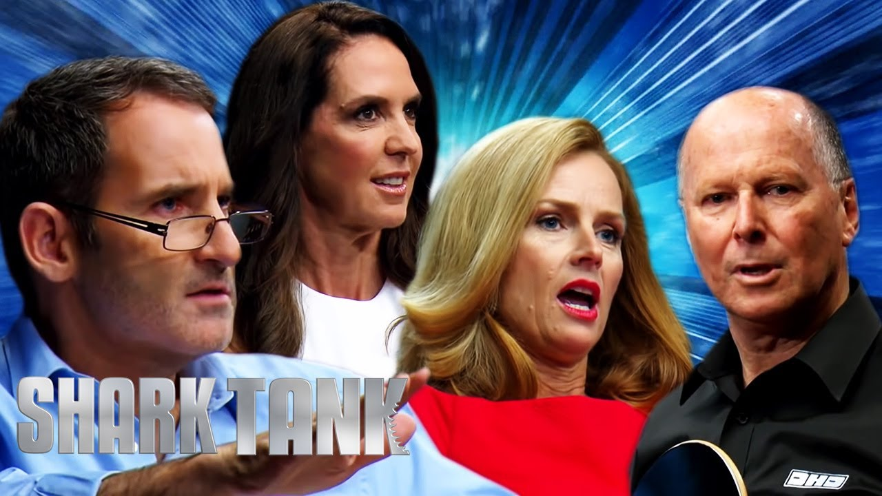 Sharks Witness The Most Confusing Pitch In Shark Tank History? | Shark Tank AUS