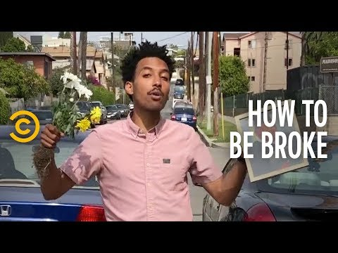 Free Parking Spot - How to Be Broke