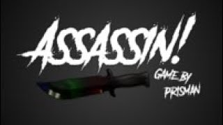 []Roblox[]-Assassin Secret PLACE!!!