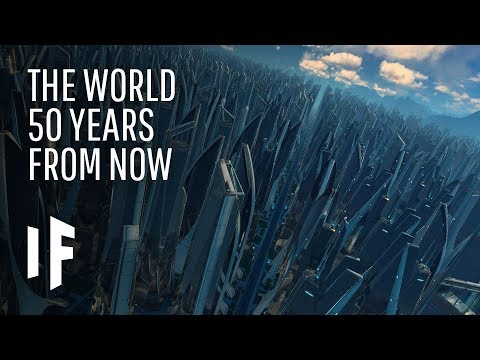 What If You Lived Fifty Years in the Future?