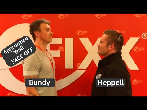 Nick Bundy Vs Rich Heppell (Art Of Smart) - Electricians Challenge
