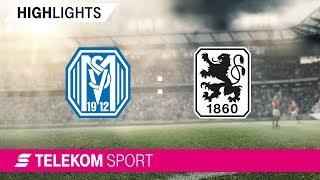 SV Meppen - 1860 München   11. Spieltag 18/19   Telekom Sport
