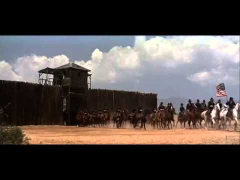 General Custer And The 7th Cavalry Leave Fort Lincoln