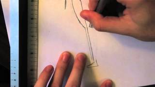 How To Draw Total Drama Characters!