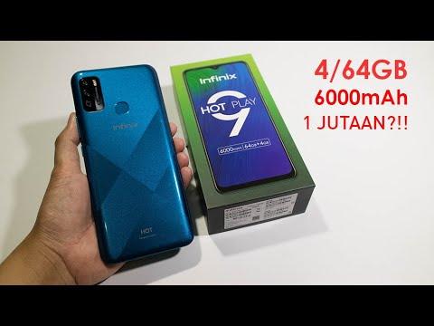1,25 JUTA Sudah Dual-4G nih! Unboxing Infinix Smart 2 Terbaru!.