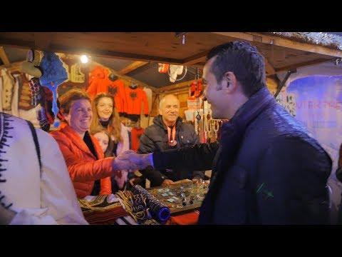 """Tirana, pjesë e panairit të fundvitit """"Winter Pret-Christmas Market"""" në Bruksel"""
