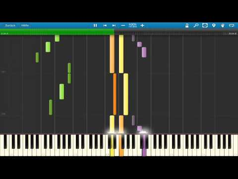 Movie Themes for Brass Quintet [Synthesia]