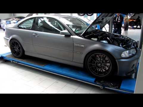 Manhart Racing GmbH BMW e46 with e60 M5 v10 engine...