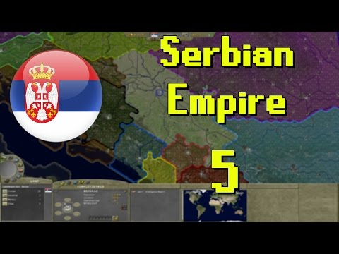 Supreme Ruler 2020 | Serbian Empire | Part 5 | 2nd Battle of Bulgaria