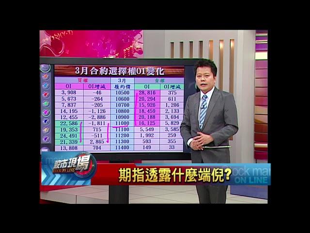 【股市現場-非凡商業台鄭明娟主持】20180313part.7(范炳杰)