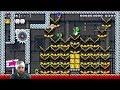 Super Mario Maker Blind Kaizo Race \\ 100 Super Expert \\ Zelda LTTP Rando (Unfinished Run)