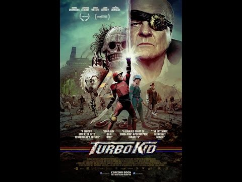Turbo Kid (2015) Review