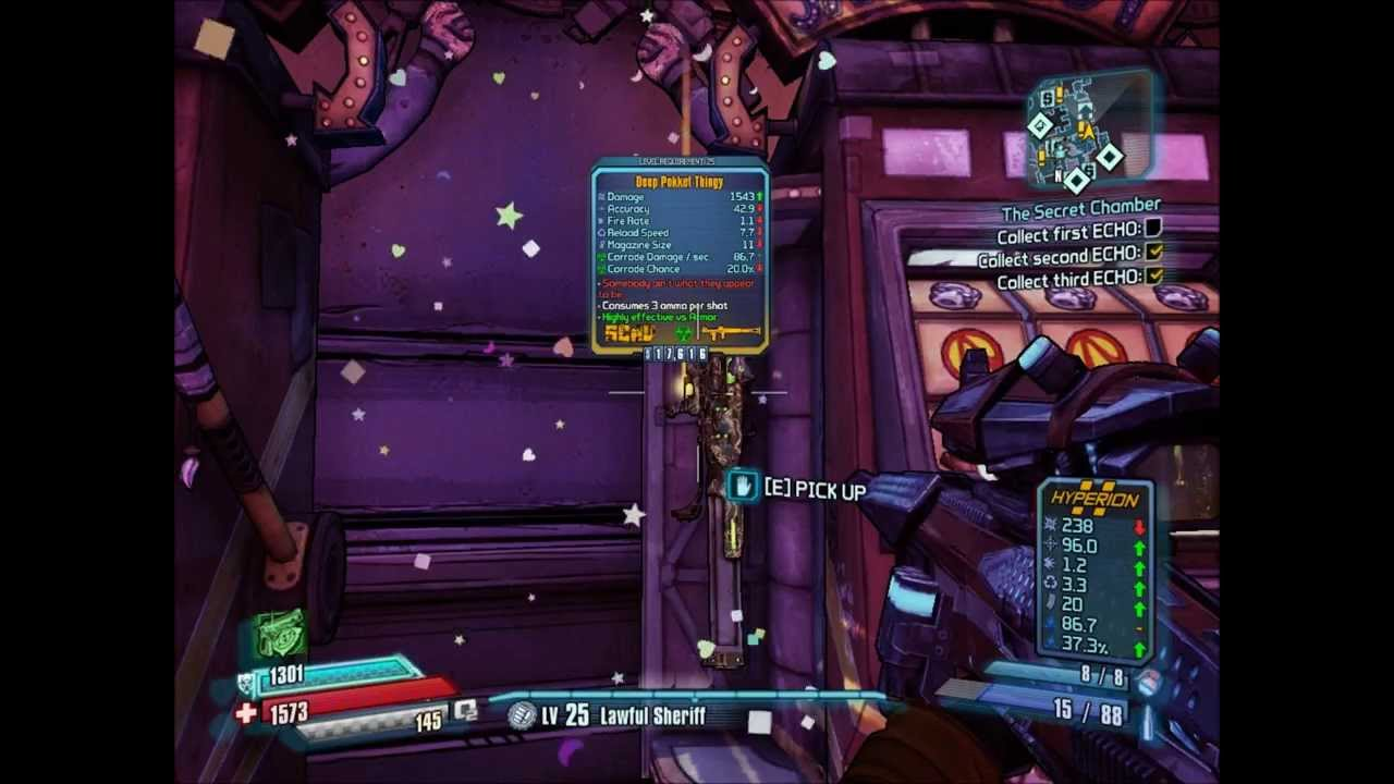 Pre Sequel Slot Machine Hack