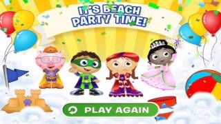 SUPER WHY ALPHA BOOST - Game App for Kids - iPhone / iPad