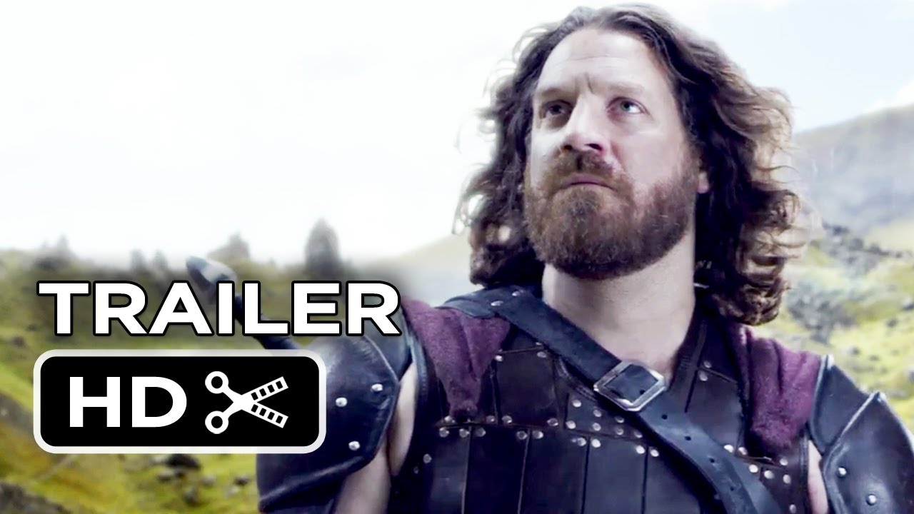 Dragon Warriors Official Trailer Fantasy Epic Movie HD - Best trailers 2014 one epic video