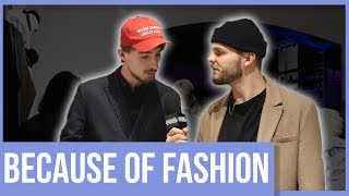 Because of Fashion, Kuba Feranec