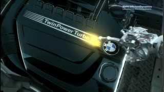 Les nouveaux moteurs BMW Efficient Dynamics