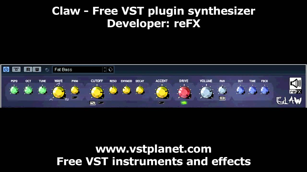 Free VST instruments / synthesizer software - VST Plugins - Page 24