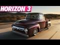 Forza Horizon 3 : 230+ MPH Ford F-100 Build