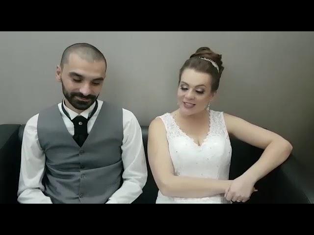Depoimento Carolina e Vinicius
