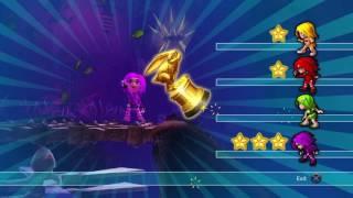 Giana Sisters: Dream Runners (PS4) | Co-op Gameplay W/ DJAK47 Tha Hustler